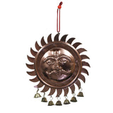 Divya Mantra Combo Of Surya and Vastu Shani Car / Wall Hanging - Divya Mantra