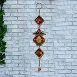 Divya Mantra Shubh Labh for Good Luck and Fortune Wall Hanging - Divya Mantra