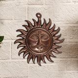 Divya Mantra Surya In Copper Finish - Divya Mantra