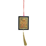 Divya Mantra Set of Two Panchmukhi Hanuman Car / Wall Hanging