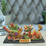 Divya Mantra Feng Shui Dragon And Phoenix Statue - Divya Mantra