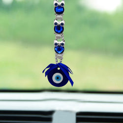 Divya Mantra Owl Evil Eye Hanging For Protection - Divya Mantra