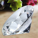 Divya Mantra Feng Shui Big Premium Crystal Diamond For Healing - Divya Mantra