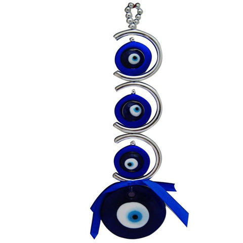 Divya Mantra Car Decoration Rear View Mirror Hanging Accessories Feng Shui Evil Eye Protection Amulet - Divya Mantra