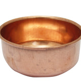 Divya Mantra Copper Bowl (Vati) For Hindu Rituals and Pooja Big - Divya Mantra