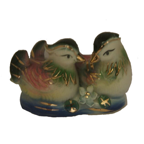 Divya Mantra Feng Shui Vastu Love Birds Mandarin Ducks Bedroom Decor Gift