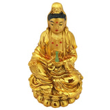 Divya Mantra Lady Buddha / Guan Yin / Kwan Yin / Kuan Yin /Tara Devi Goddess of Mercy and Compassion Idol Sculpture Statue Murti