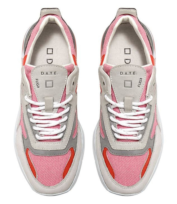 Sneakers  FUGAAHANTI Rose ou Bleu BY DATE