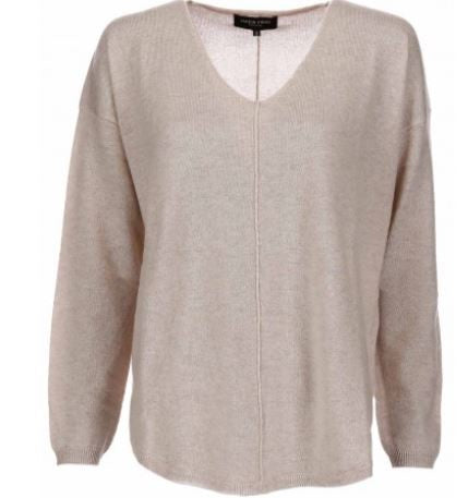 Pull large cachemire PU135045 By JARDIN PRIVEE