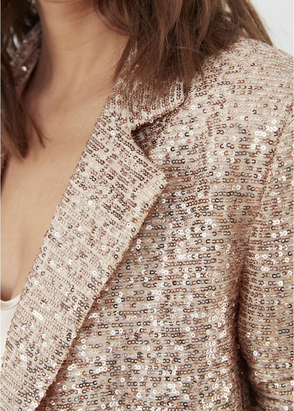 VESTE BLAER SEQUIN VE3001