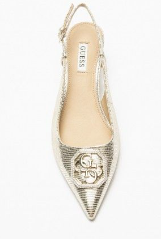 Escarpin petit talon FL5JNS By GUESS