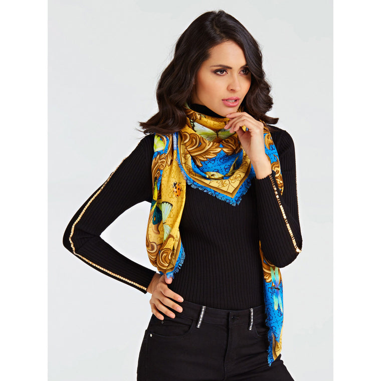 Foulard papillion AW8382 By GUESS