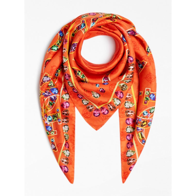 Foulard logo AW8417 By GUESS