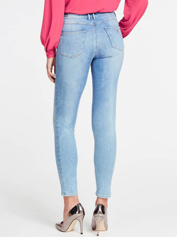 Jean paillette W01A46D3 By GUESS