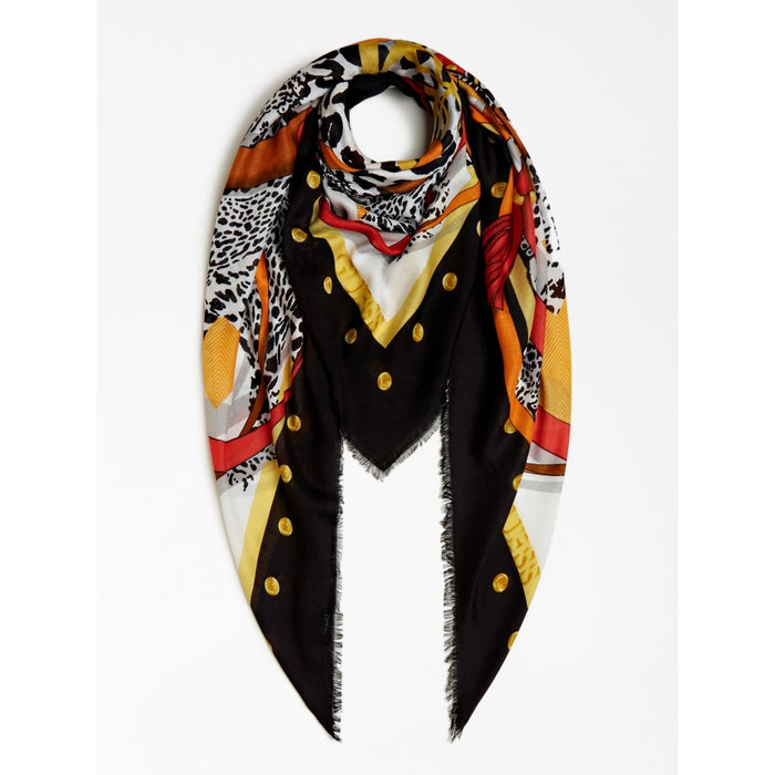Foulard leopard AW8380 By GUESS