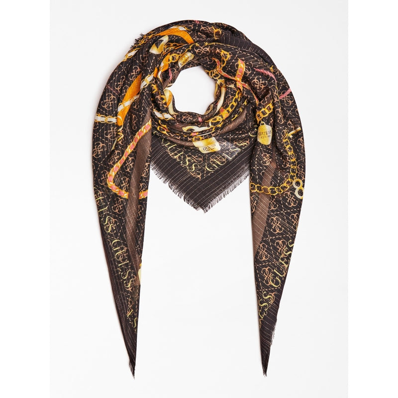 Foulard lurex AW8353 By GUESS