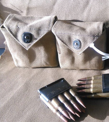 Rigger Pouch, Tan, End of Line