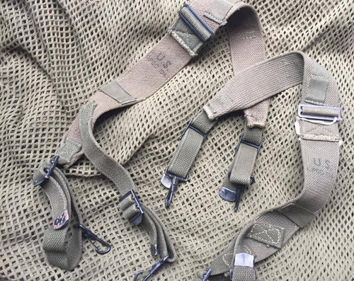 M1945 Equipment Suspenders