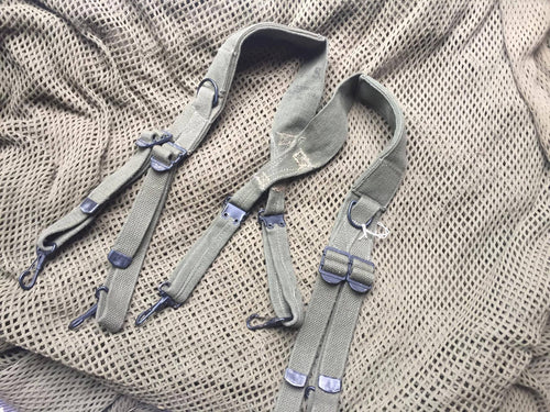 M1943 Equipment Suspenders