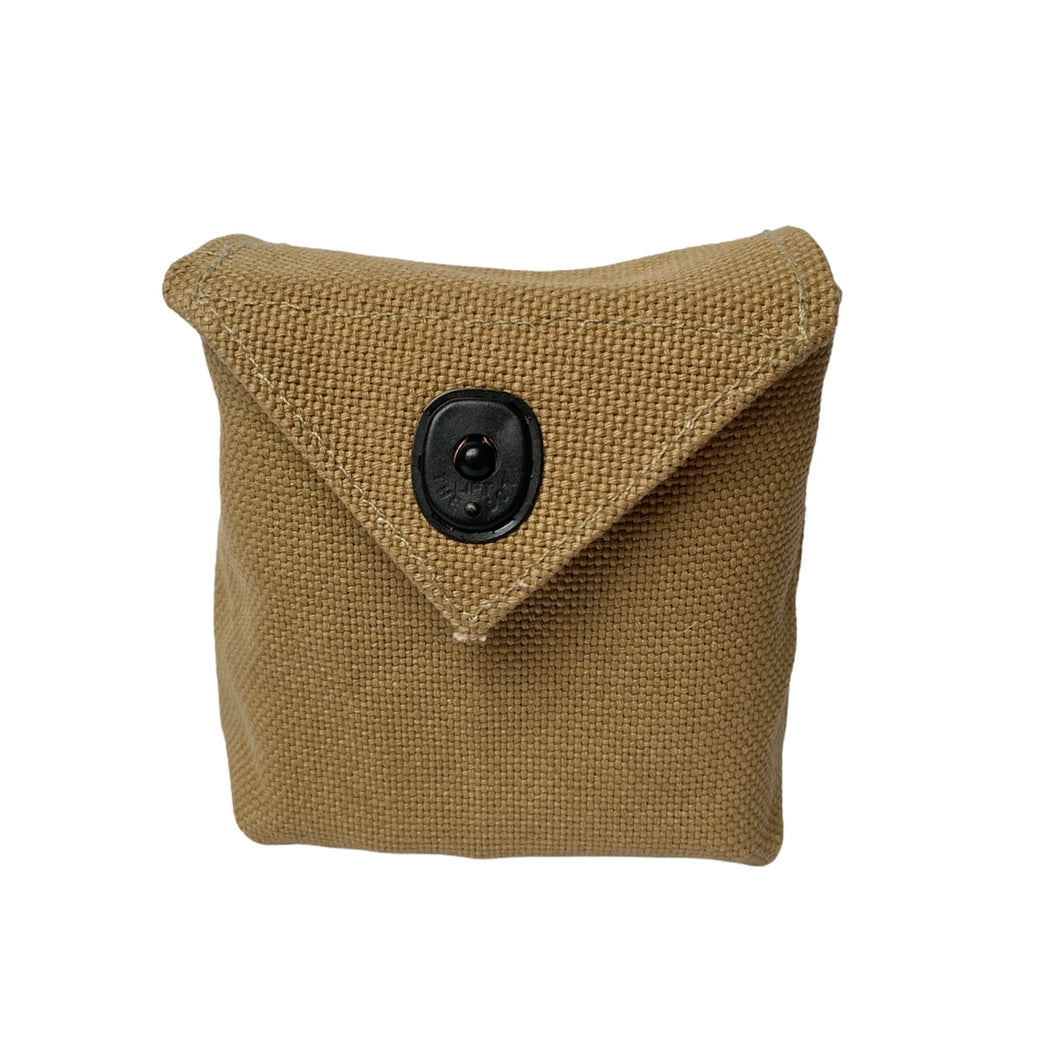 Rigger Pouch, Tan, Lift-the-Dot