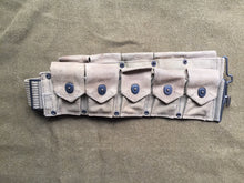 WWI M1917/M1918 Cartridge Belt
