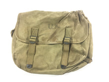 "M1936 Field ""Musette"" Bag, Varied 1942"