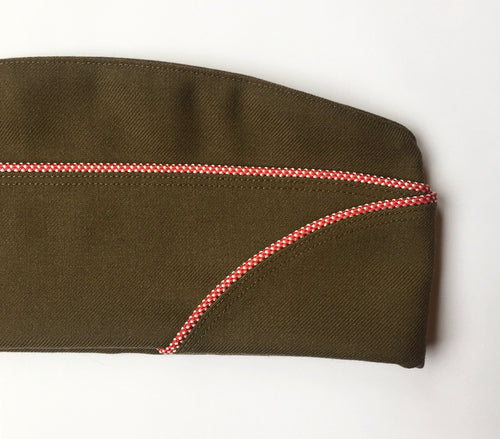 Garrison Cap Piping