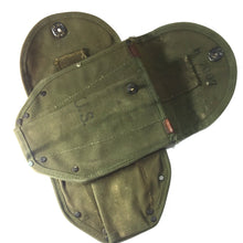 M1943 Shovel Cover, Second Pattern, Original
