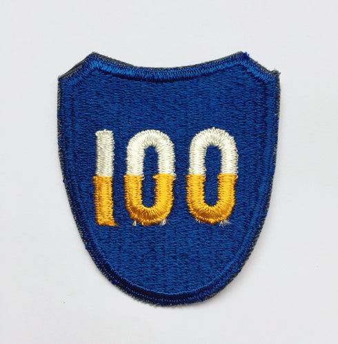 100th Infantry Division SSI