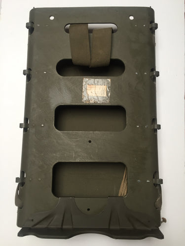 Complete 1944 Plywood Packboard and Accessories