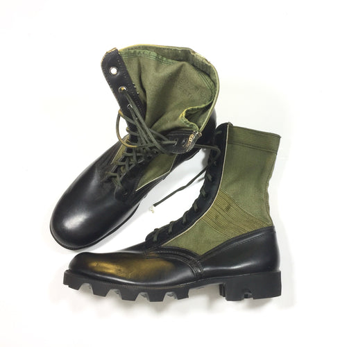 Unissued Tropical Combat Boots, Third Pattern, Panama Sole, 9N