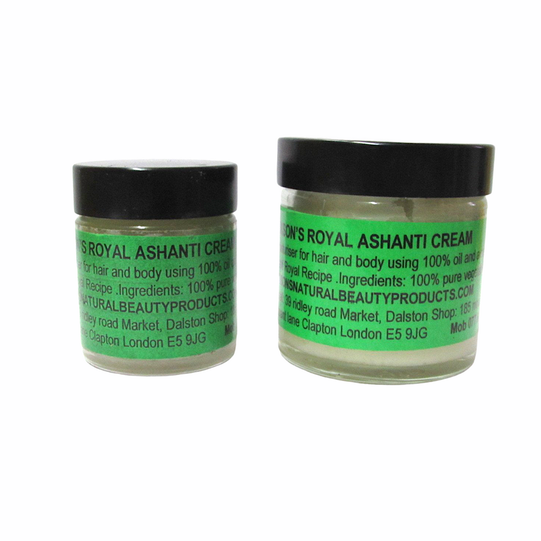 Dickson's ROYAL ASHANTI CREAM (30ml or 60ml)