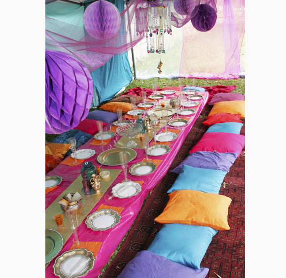 Hire Package - Arabian Nights, Aladdin, Jasmine, Moroccan - LifeStyle Emporium