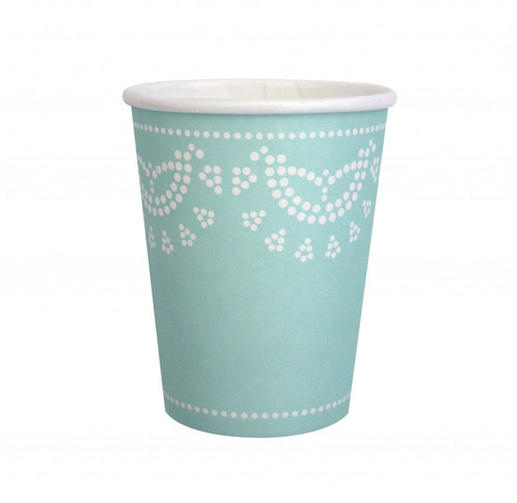Cups - Lovely Lace Mint