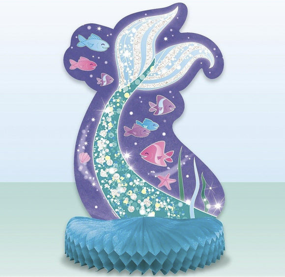 Mermaid Tail Centrepiece