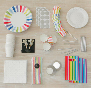 Rainbow Party Package - LifeStyle Emporium
