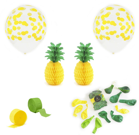 Decor Pack - Tropical (4 Variations) - LifeStyle Emporium