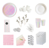 Iridescent Unicorn Party Pack - LifeStyle Emporium