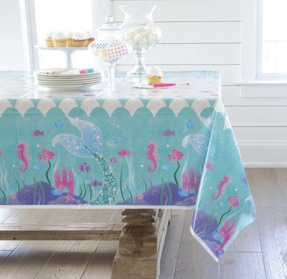 Table Cover - Mermaid