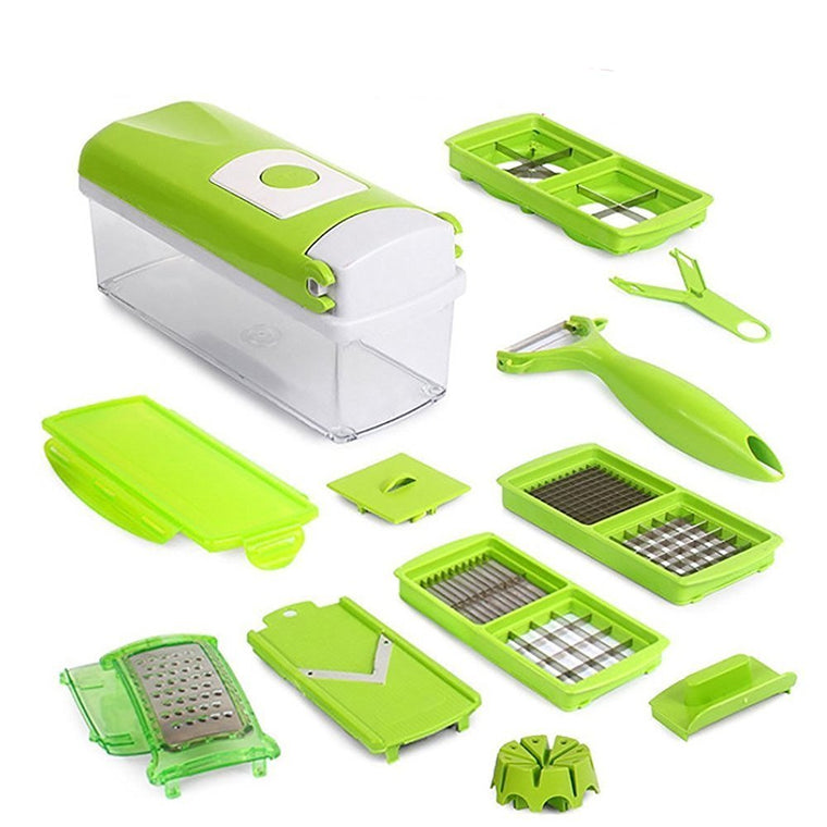 12-in-1 food shredder