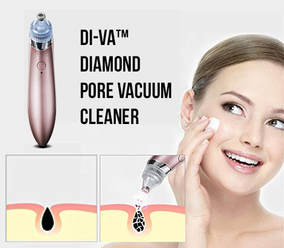 Di-Va™ Diamond Pore Vacuum Cleaner