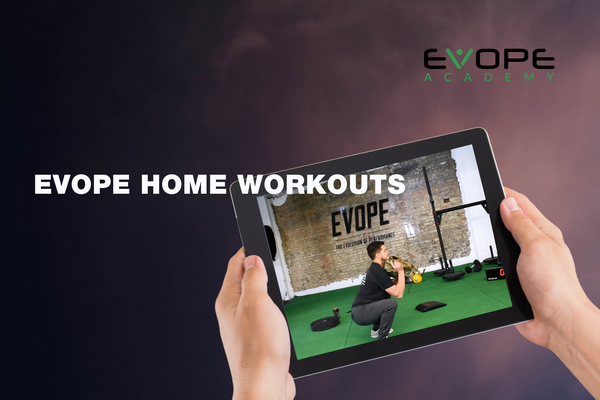 Das EVOPE Home Workout