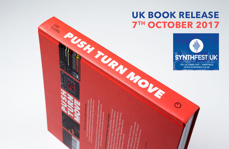 UK Book Launch at Synthfest 7th of October