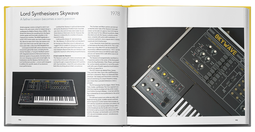 Lord Synthesisers Skywave from Bjooks title SYNTH GEMS 1