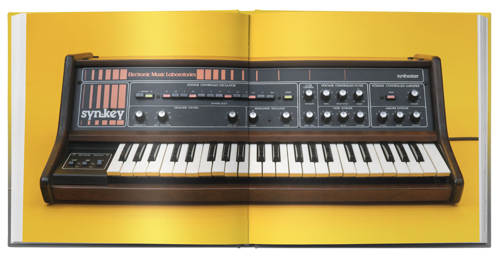 Vintage synthesizers SYNTH GEMS 1