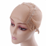 4*4 U Part Wig Cap Lace Mesh - Haircaredelight.co.uk