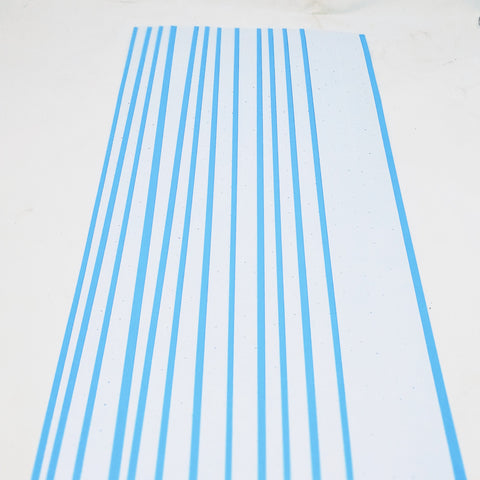 Air-Flex Tape (Blue Liner) Adhesive Bonding Strips Lace Wig Weft Hair Extension Attachment - Haircaredelight.co.uk