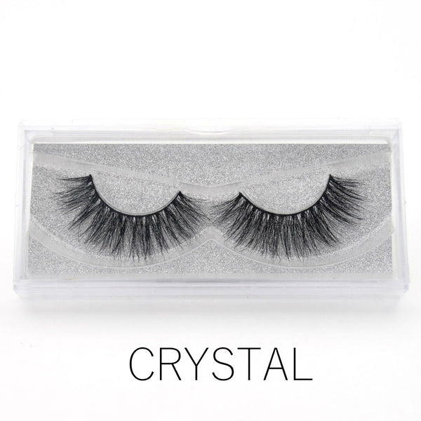 Glam Mink Lashes Crystal - Haircaredelight.co.uk