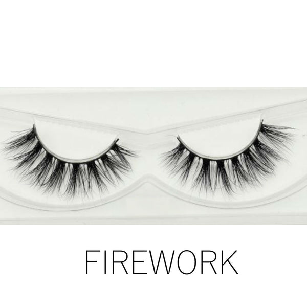 Glam Mink Lashes Firework - Haircaredelight.co.uk