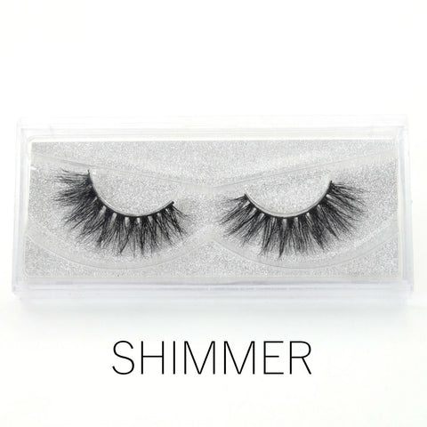 Glam Mink Lashes Shimmer - Haircaredelight.co.uk